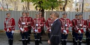 По случай празника на авиацията и Българските военновъздушни сили президентът