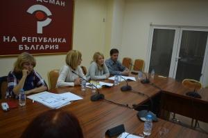 Омбудсманът Мая Манолова организира днес среща в институцията на обществения