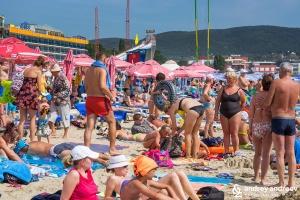 За периода януари-август 2018 г. приходите от международен туризъм в