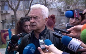 Евродепутатът Николай Бареков изрази подкрепата си към Волен Сидеров да