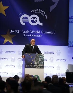 Борисов в Атина: Държим за единството и  силата на Европейския съюз