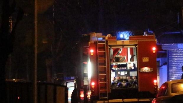 Пожар опразни хотел в Крумовград, няма поистрадали