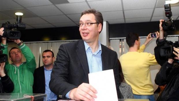 Вучич отноводемонстрира подигравателно отношение къмБългария
