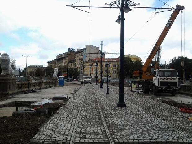 След зимата: Още два трамвая в София с нови релси