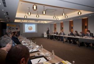 Международната високотехнологична отбранителна компания Elbit Systems организира в София Ден