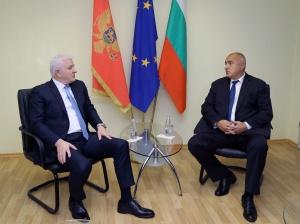 Министър-председателят Бойко Борисов проведе двустранни срещи с премиерите на Черна