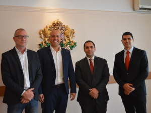 ВМЗ Сопот подписа договор за сътрудничество и трансфер на технологии
