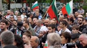 Тридневна окупация на Народното събрание предвижда нова стратегия на протестиращите.