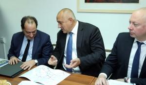 Министър-председателят Бойко Борисов обсъди транспортната свързаност между България и Гърция