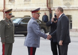 Въпреки всички проблеми и предизвикателства на днешния ден Сухопътни войски