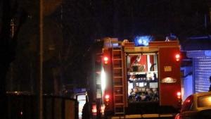 Семейство е обгазено при пожар в дома им в с.
