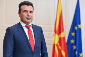 Македонският премиер Зоран Заев обяви в личния си профил в