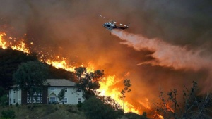 Броят на жертвите на горския пожар в американския окръг Бют,