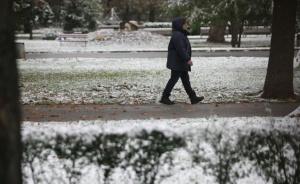 Жълти кодове за сняг и дъжд са обявени в 20