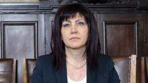Председателят на Народното събрание Цвета Караянчева беше приета на аудиенция