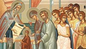 Православният свят отбелязва празника Въведение Богородично, честван и като Ден