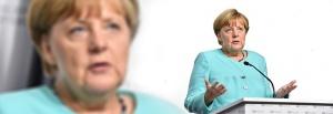 В първата си реч пред германския парламент, след като обяви