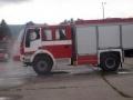 Пожар гори в търговски обект на Околовръстното шосе на София