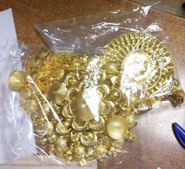 Митничари откриха злато за близо 46 хил. лв. зад резервната гума на кола