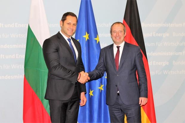 Всеки месец изнасяме продукция за 300 млн. евро за Германия