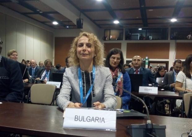 България зове за мерки срещу нелегалната търговия с веществата, които рушат озоновия слой