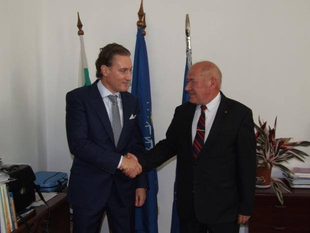 Технически университет-София и КРИБ сключиха споразумение за  стратегическо сътрудничество