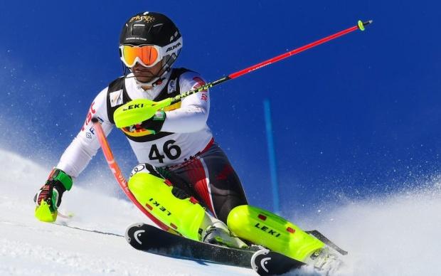 Историческо постижение за Алберт Попов на Световната купа по ски