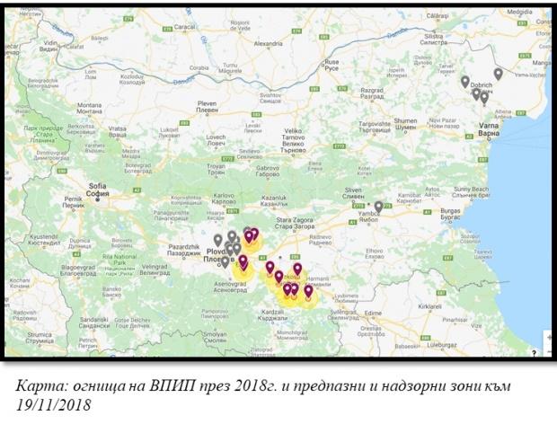 Засиленият надзор на птицевъдните обекти в страната продължава