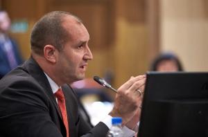 Президентът Румен Радев ще участва в Конференцията на страните по