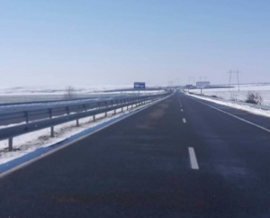 Възстановено е движението в изпреварващата лента при км 176 на