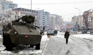 Генералният секретар на НАТО Йенс Столтенберг изрази разочарование от днешното
