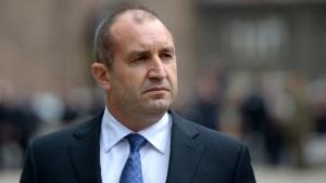 Държавният глава Румен Радев изпрати съболезнователно писмо до своя турски