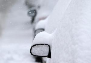 Заради снега, който вали непрестанно вече два дни в района