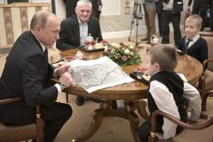 Преди заседанието на Съвета по култура и изкуство в Петербург,