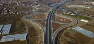 Нова отсетчка на магистрала