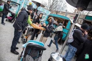 Официалното откриване на Sofia Food Truck Fest е днес от