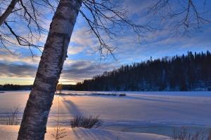 Седемте рилски езера са в лед след продължилите близо 10
