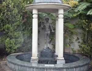 Откриха статуята на Аполон, открадната пред Централната баня. Това потвърдиха