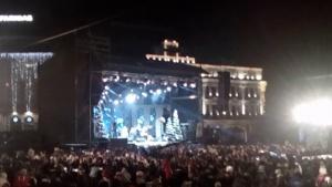 Засилени ще са мерките за сигурност в София в новогодишната