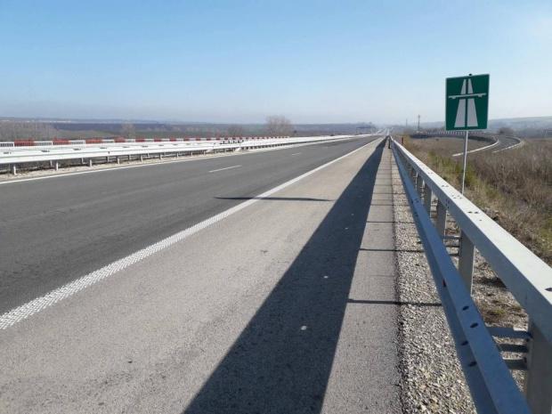 """АПИ ремонтира 17 съоръжения по магистралите """"Хемус"""" и """"Тракия"""""""