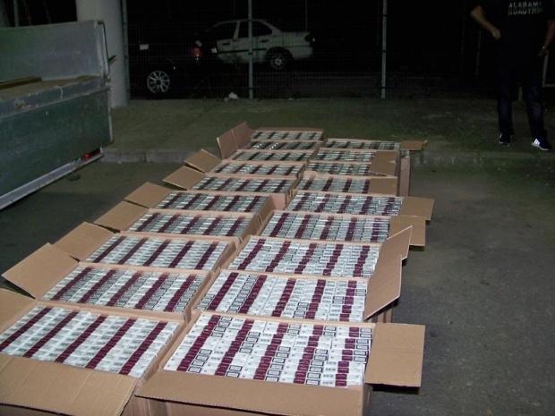 Контрабандата на цигари се е увеличила през третото тримесечие на годината