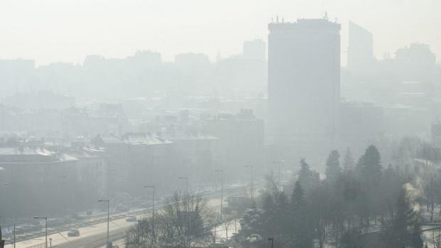 Безветрието оставя мръсния въздух в градовете