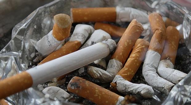 Скок в производството на цигари