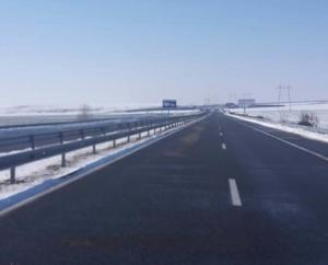Снимка: АПИ: Шофьорите да тръгват на път с автомобили, подготвени за  зимни условия