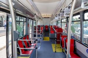 Снимка: 1 стотинка за билет в градския транспорт в Търговище