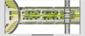 Зелените трамвайни релси от Руски паметник ще бъдат удължени до