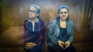 Снимка: Спецсъдът изслушва СРС-та по делото срещу Десислава Иванчева