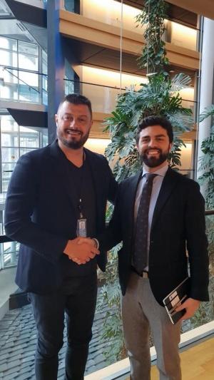 """Ръководството на единствената българска консервативна партия """"Презареди България"""" – ББЦ"""