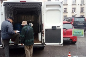 Мобилният пункт на Столична община за опасни отпадъци ще бъде