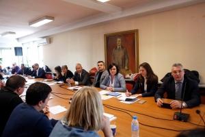 С представителите на структурите от цялата страна се обсъждат задачите